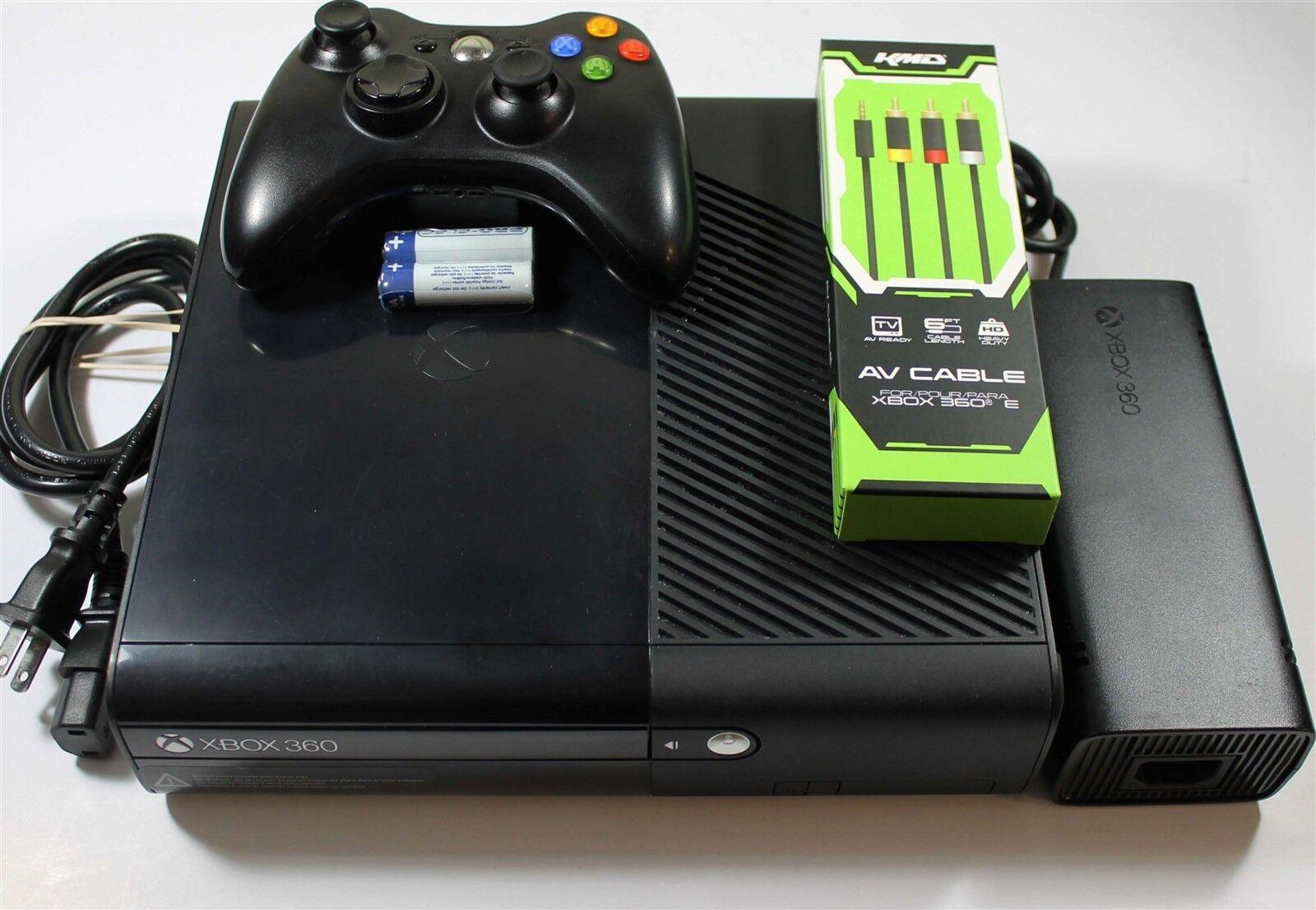 Microsoft Xbox 360 E Console  U2013 4gb System