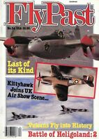 FlyPast Magazine 34 Vulcan Heligoland Bight Aden Gun P-38M Helmut Wick DH9/9A