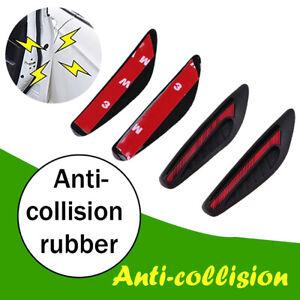 Red Car Door Edge Guard Strip Scratch Protector Anti-collision Trim Sticker