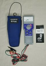 Barely Used Tempo Sidekick Voc 1143 5000 Cable Stress Tester With Case Amp Manual