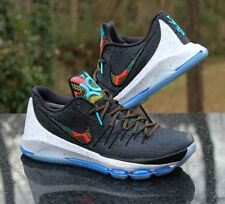 94a6a43daeb4 item 4 Nike KD 8 VIII BHM Black Multi-Color 824420-090 Men s Size 9.5 -Nike  KD 8 VIII BHM Black Multi-Color 824420-090 Men s Size 9.5