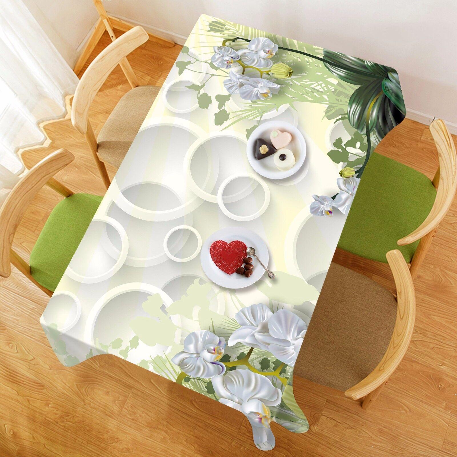 3D Arbres 7832 Nappe Table Cover Cloth Fête D'Anniversaire événement AJ papier peint UK
