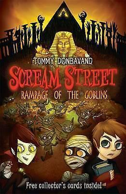 Scream Street 10: Rampage of the Goblins, Donbavand, Tommy, Very Good Book