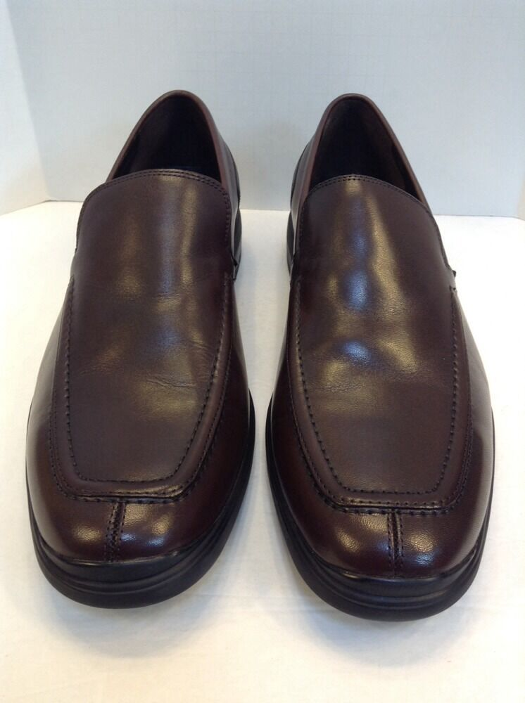 san francisco e92ae fda4b Cole Haan Air Stylar Split Ox Toe Venetian T Mgold Leather Men s 8.5 M NIB  C10695