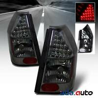 2005-2008 Dodge Magnum [urban Black Smoke Lens] Led Tail Lights Rear Lamps Pair on sale