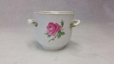 German Meissen porcelain bowl