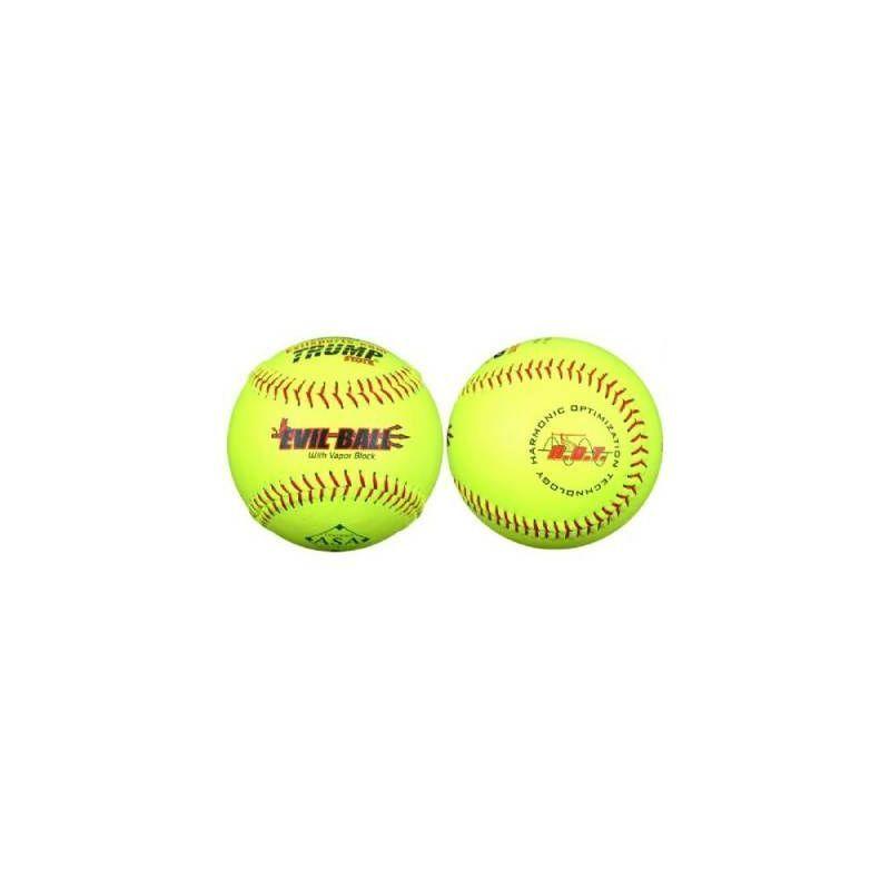 Trump Evil 12 Inch ASA 52 300 Leather Softball (Sold by the Dozen)