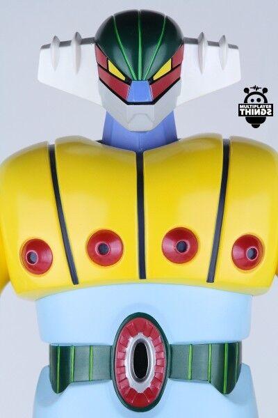 Kotetsu Jeeg figurine Vinyl 60 cm cm cm JUMBO Collector 24  figure HL PRO color 235657 6e863e