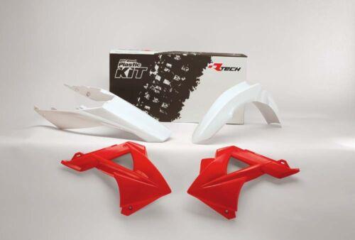 RTECH Plastique Kit Convient pour GAS GAS EC 125 200 250 300 Année de construction 11