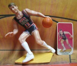1992  CHRIS MULLIN Starting Lineup Basketball - DREAM TEAM USA Loose Figure