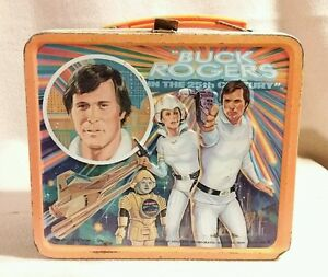 Buck Roger Lunch Box Aladdin Industires 1979 No Thermos