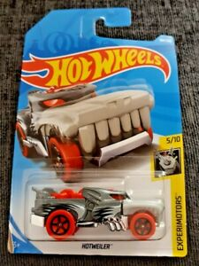 Mattel-Hot-Wheels-hotweiler-Nuevo-Sellado