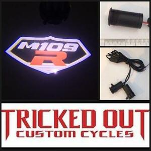 Suzuki M109r Custom Logo Light Ghost Shadow Projection Set Of 2 Ebay