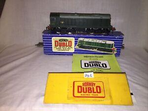 Hornby Dublo 3 Rail L30 D8000 BO-BO Diesel Electric Loco VG Boxed Serviced