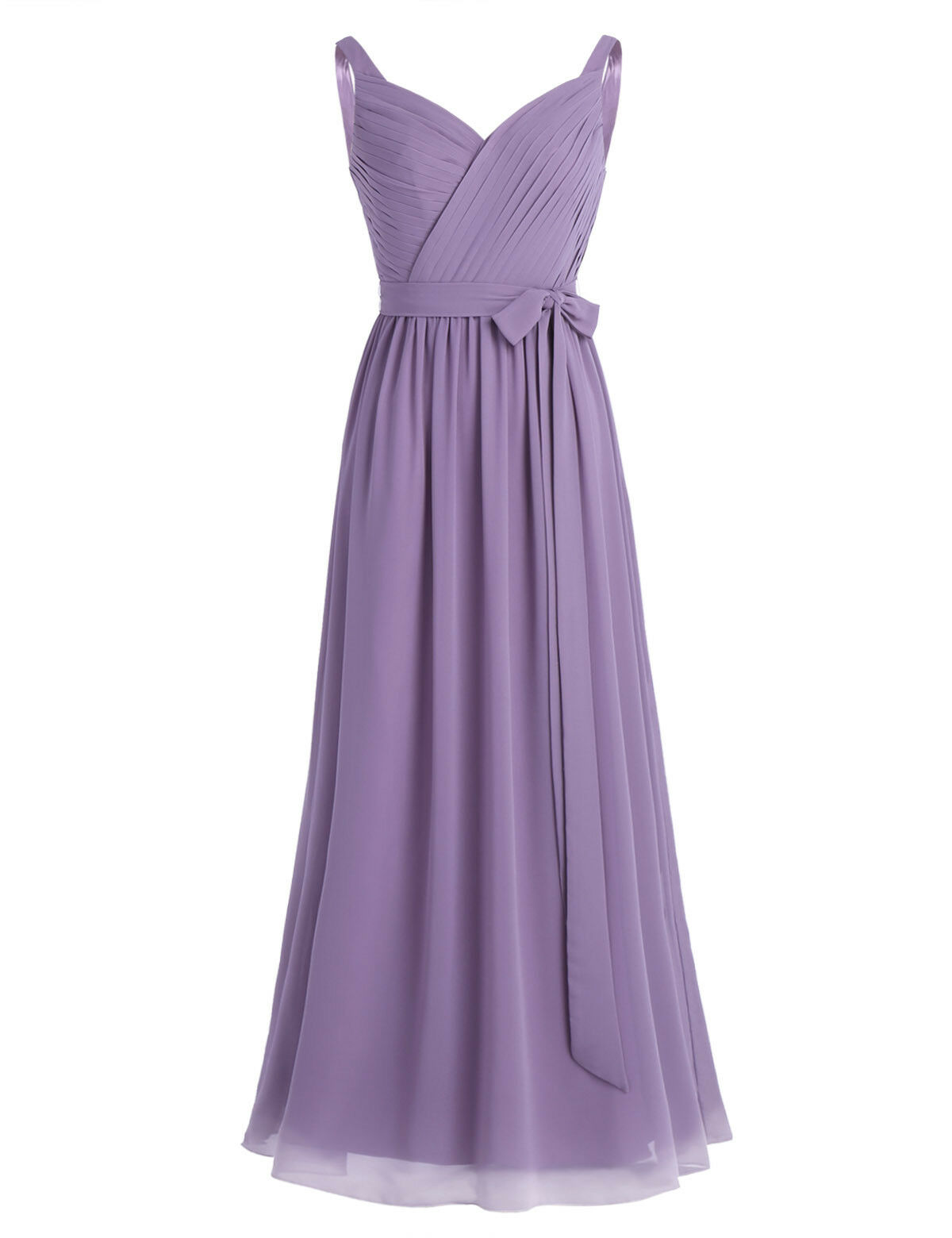 Formal Wedding Bridesmaid Long Evening Party Ball Prom Gowns Cocktail Maxi Dress