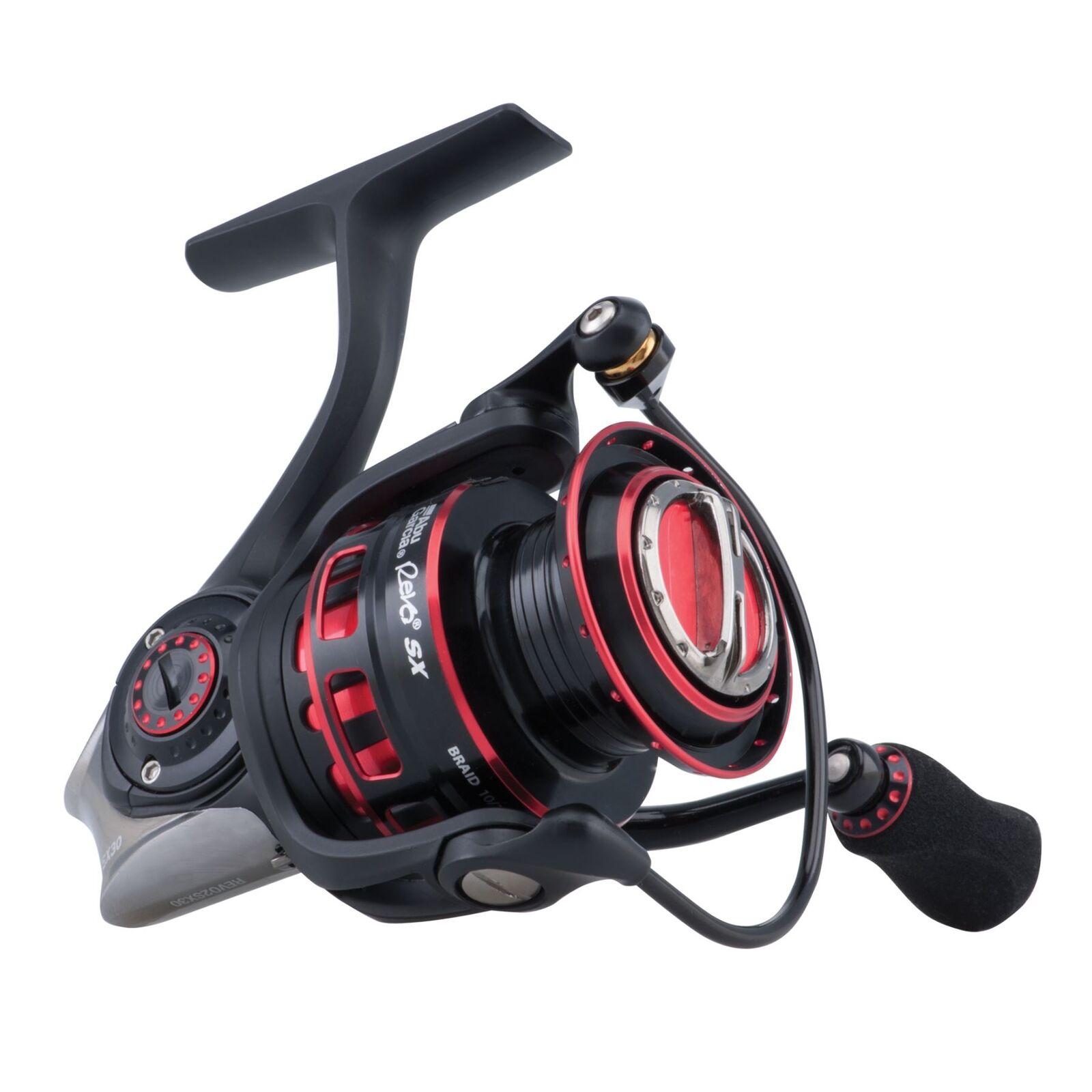 Abu Garcia Revo 2 SX 10   Spinning Fishing Reel