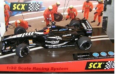 60700 Neu Neu Die Original Removing Obstruction Scalextric Ref Amiable Fernando Alonso Minardi F1 1/32