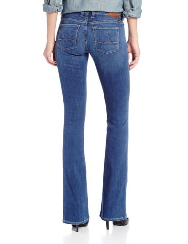 Lucky Brand Women/'s Sofia Bootcut Jean In Manhattan Size 27 or size 4