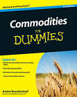Commodities For Dummies by Amine Bouchentouf (Paperback, 2011)