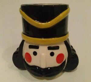 Sculpted-xmas-mug-3d-The-Nutcracker-classic-NEW-by-ZAK-designs-4-034-tall