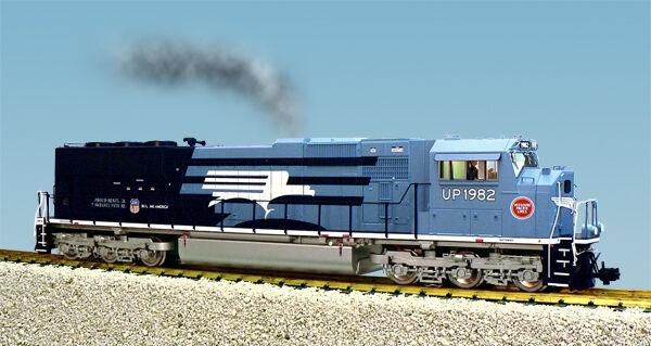 USA Trains G Escala SD70 Diesel Loco Up patrimonio Mac R22616 Misouri Pacífico