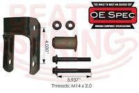Rear Leaf Spring Shackle Kit For S-10 S-15 Sonoma Bravada Blazer S10 Jimmy