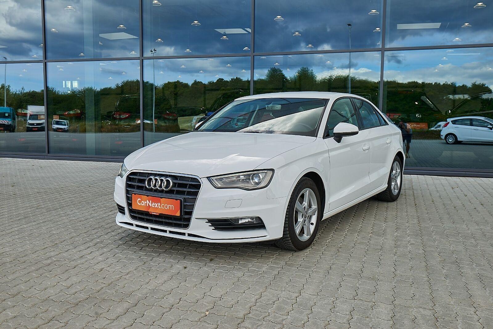 Audi A3 2,0 TDi 150 Ambition 4d - 194.900 kr.