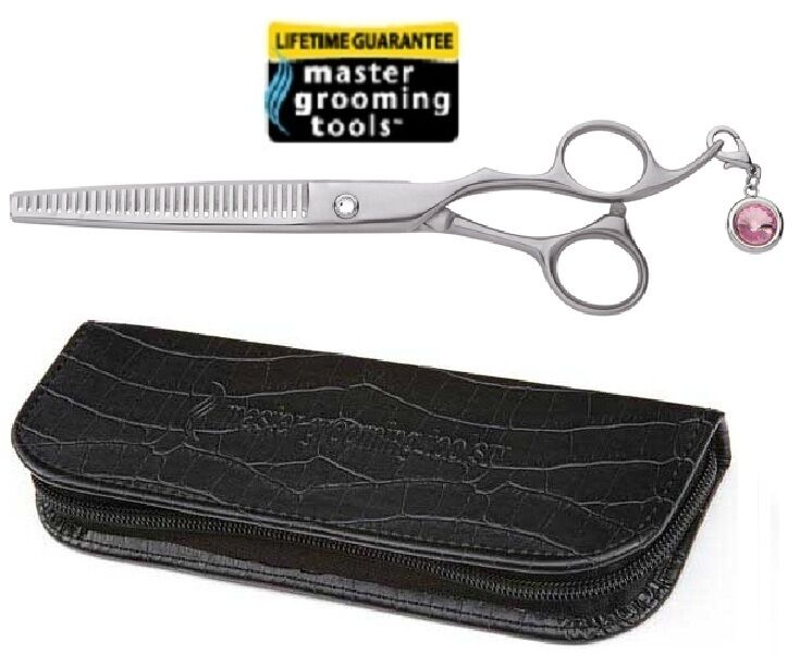 Master Grooming Tools LUXE 5900 PREMIUM Professional THINNING SHEAR Scissor Pet