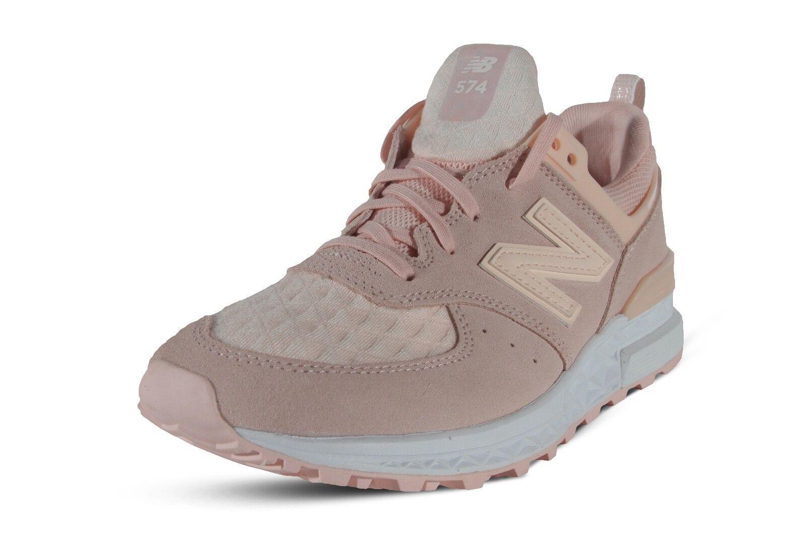 Venta barata New Balance De Mujer Zapatos Zapatos Zapatos 574 Sport Running Clásico WS574SNC Sol Glo  orden ahora disfrutar de gran descuento