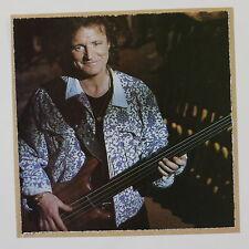 POP-CARD feat. JACK BRUCE/Warwick Bass 15x15cm biglietti d'auguri virus associato all'AIDS