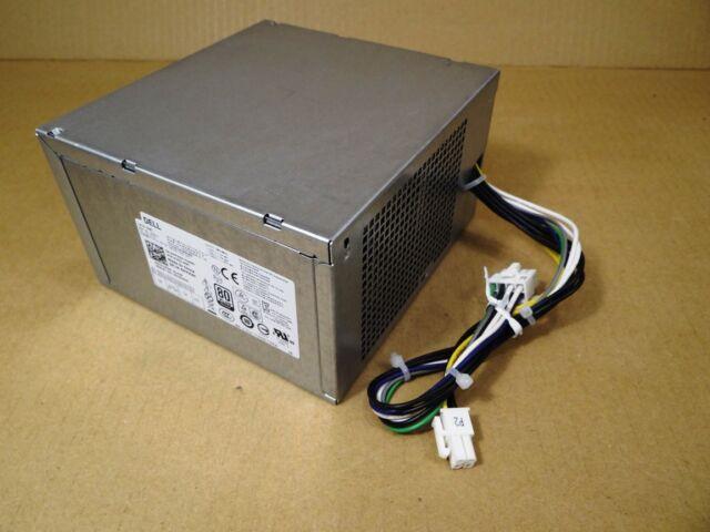 OEM 290W Dell 3020 7020 9020 Power Supply 8-Pin WHN49 //RVTHD //HYV3H //L290EM-01