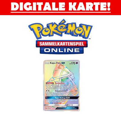 POKEMON carta online Kapu-fala GX HYPER RARE-gioco fortemente! Tapu Lele GX