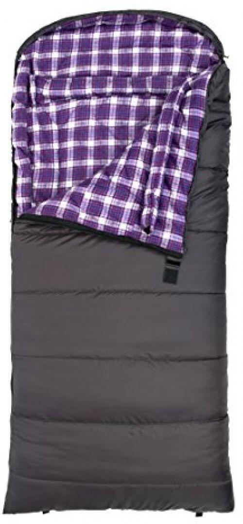 TETON Sports Fahrenheit Regular 0F Sleeping Bag, Great For Cold Weather Free