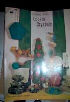Vintage 'creating With..cookin' Crystals - Craft Instruction Booklet