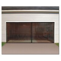 Garage Door Screen Enclosure - Turn Your Garage Into A Patio Over 200 X 88 Inch on sale