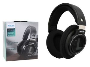 NEW-Philips-SHP9500S-Precision-Hi-Fi-Stereo-Over-ear-Headphones-MSRP-160