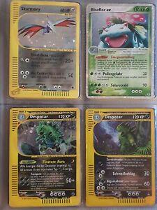 Pokemon Oldschool Collection Skyridge Aquapolis Expedition despotar BISAFLOR!