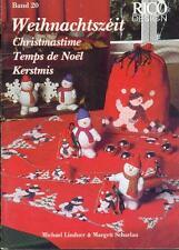 Kreuzstich RICO  Heft 20  Weihnachten