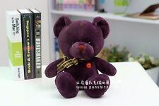 purple colors bear teddy bear Stuffed Animals soft toys plush doll 25 CM new
