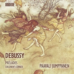 PAAVALI-JUMPPANEN-DEBUSSY-PRELUDES-BOOK-1-2-JAPAN-2-CD-F30