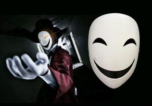 Anime-Black-Bullet-Kagetane-Hiruko-Helmet-Resin-Hood-Halloween-Cosplay-Props
