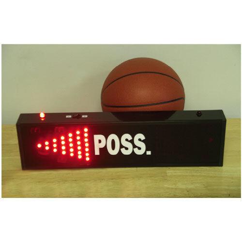 LED Basketball Possession Indicator (20 L x 5 H x 2 D - 4 lbs)