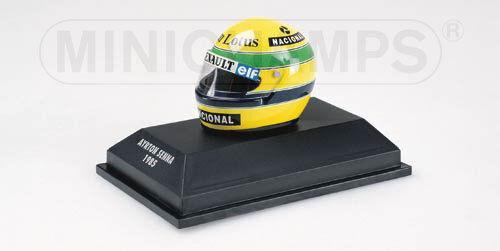 mejor calidad Lotus Renault 1985 Ayrton Senna Helmet Casque 1.8 1.8 1.8 replica    presentando toda la última moda de la calle