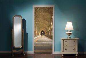 Door-Mural-Harry-Potter-Castle-Hogwarts-View-Wall-Stickers-Decal-Wallpaper-36