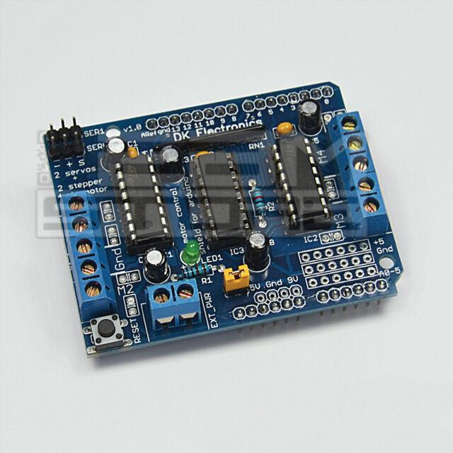 Motor shield passo passo servomotore L293D stepper driver arduino pic- ART. CO02