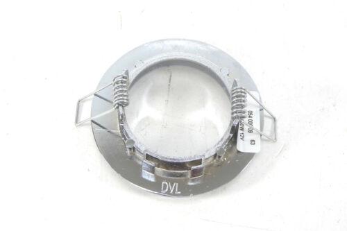 Protec.class Einbauleuchte GX5,3 50W chromd=78mm054 000 09 Neu OVP