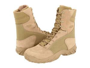 d3274ca8d7 OAKLEY SI Assault Boot 8 Inch Desert Boots US Size 8.5 Medium 11.5 ...