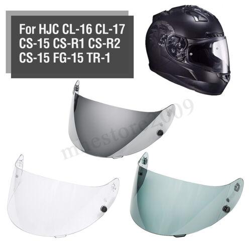 Helmet Shield Visor Lens For HJC CL-16 CL-17 CS-15 CS-R1 CS-R2 CS-15 FG-15  \//