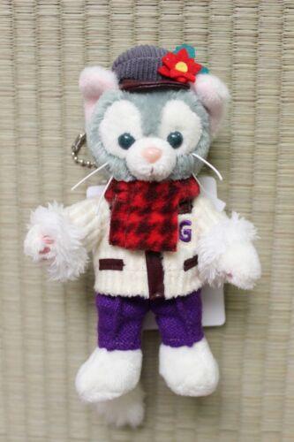 Tokyo DisneySea CHRISTMAS 15 Gelatoni white sweater small plush pin dangle free