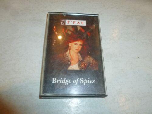 1 of 1 - T'PAU - Bridge Of Spies - 1987 UK 11-track cassette